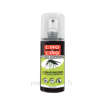 Acheter Cinq sur Cinq Zones Tempérées Lotion anti-moustique 100ml à AIX-EN-PROVENCE